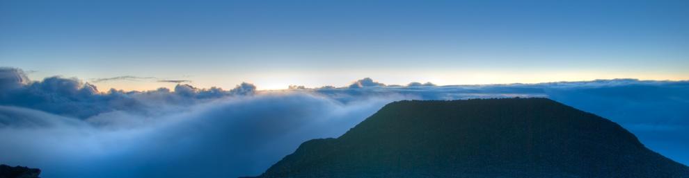 Magnetic Peak, Haleakalā National Park, Maui, HI. AS