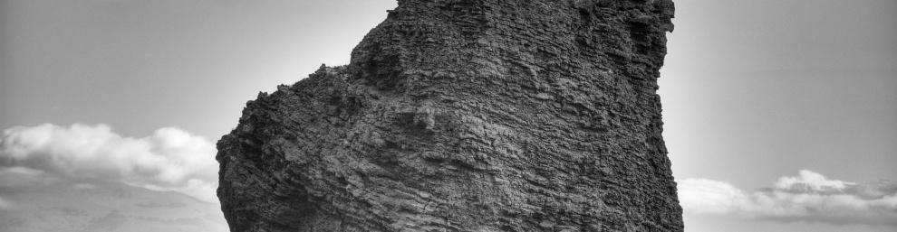 Sweetheart Rock, Manele Bay, Lanai, HI. AS